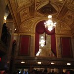 Theater Lobby Ceiling