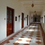 Un beau couloir