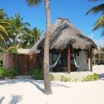 Casitas beach front de luxe
