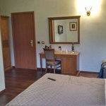 Good size room (room number 1)