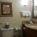 Bath/shower-room