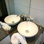 Smart, no soap bar!