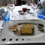 Foie gras et ......