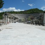 The ruins of Ephesus - within an hour's drive