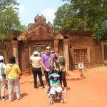 Banteay Srey - March 2014
