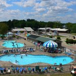 3 Outdoor Pools, Indoor Pool, Splash Park, Water Slides, Water Park