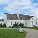 La Grande Maison, centre d'accueil, Les Forges de Saint-Maurice