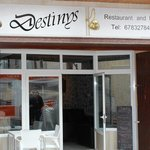 Destinys Restaurant and Bar