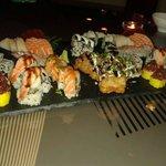 Sushi 25 peças