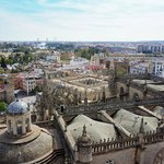 View from the La Giralda tower