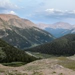 Independence Pass overlook