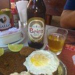 Cerveja da casa e Kiberovo