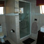 showers in room