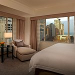 The Grand Deluxe Suite at The Peninsula Chicago