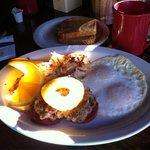 Shaka breakfast