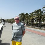 seafront  pathway walk