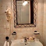 Immagine tipica dei bagno