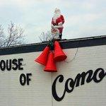 Santa on duty 365 days a year.