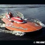 Annual Vintage Boat Races on Wolfeboro Harbor