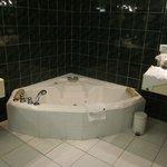 Bain à remous 2places de la salle de bain