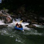 Rafting Rio Cangrejal