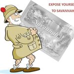 Our newest walking tour:  Savannah Exposed