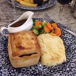 The 'abbot pie' is excellent ! Very good place