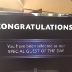 Guest of the Day Program (random draw)