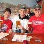 Phillies playoffs/post-Eagles/Raiders