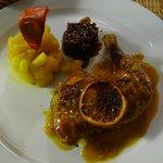 Un Déjeuner à Marrakech Chicken Moroccan Style