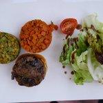 Un Déjeuner à Marrakech Moroccan Salad New Style