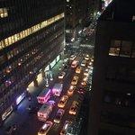 Blick zur Madison Av. aus der 11. Etage