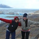 Mirador del Glaciar Upsala en Estancia Cristina