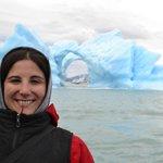 Navegación rumbo a Estancia Cristina