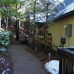Unit at Mountain Retreat Resort