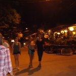 Montezuma night life