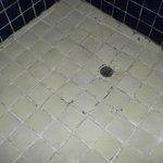 bad shower floor