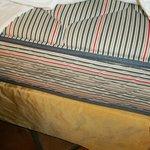 1950's-60's era broken down mattress