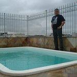 La piscina de Río´s Nice Hotel, Río de Janeiro