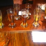 flights of beer