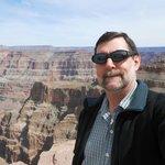 David Leggett at Grand Canyon West