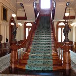 Foyer/greeting hall