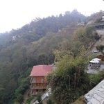 landscspe view