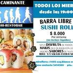 sushi libre