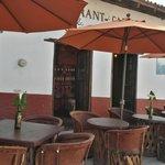 Restaurant & Galeria el Fortin de San Sebastian