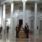 The Lincoln family, Lincoln Museum, Springfield, IL
