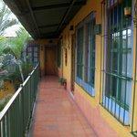 2nd floor Exterior Hallway