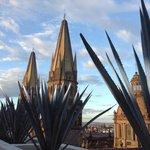 Catedral desde terraza