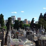 Recoleta Cemetery, one of BA's most fascinating sites, is nearby.