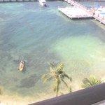 praia privada e caiaque disponivel para passeio